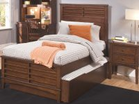 Chelsea Square Youth Full Size Panel Bed With Trundle Storage Drawer Liberty Furniture At Royal Furniture for Awesome Full Size Bed With Trundle Bedroom Set