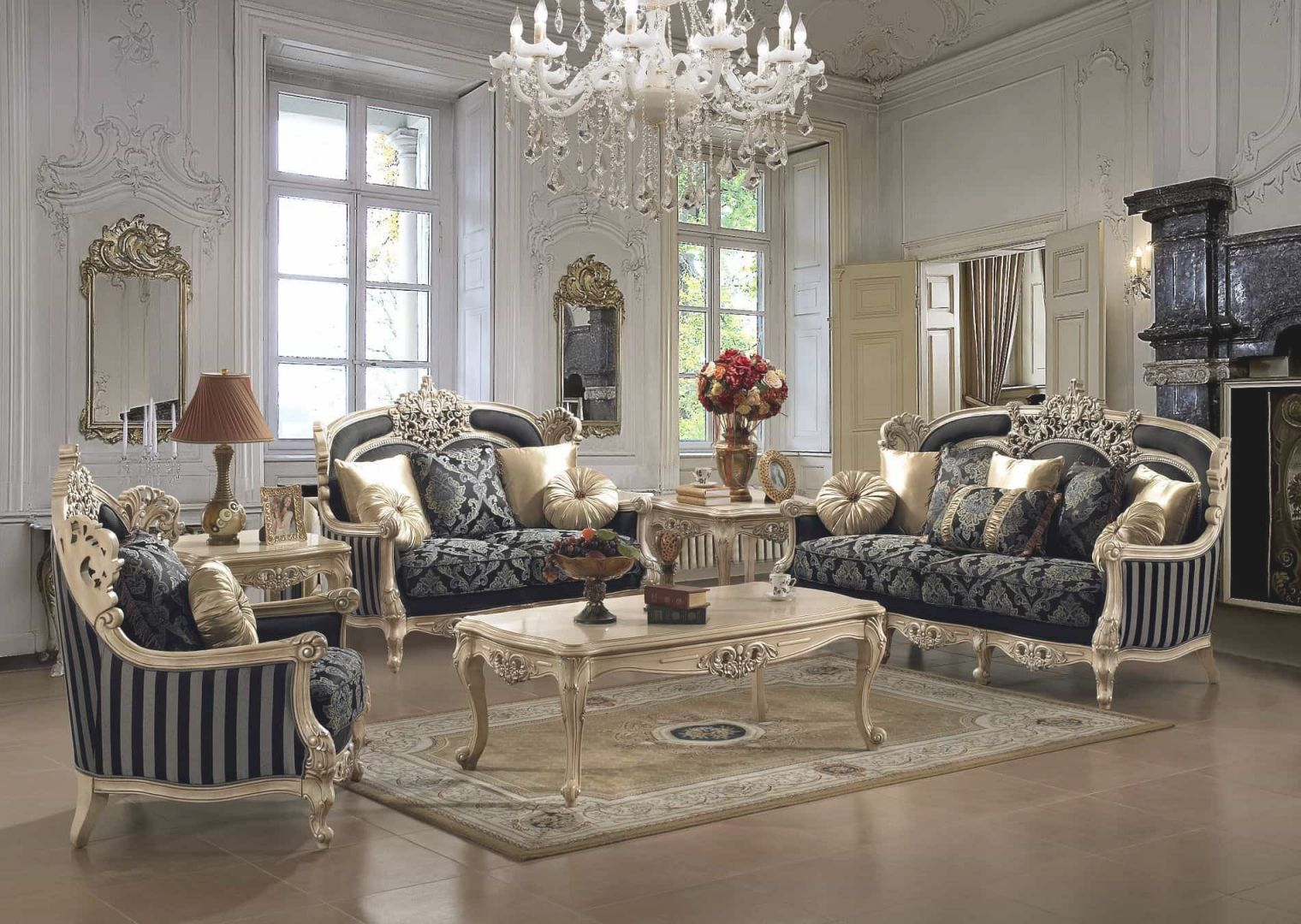Choosing Tips For Elegant Living Room Furniture | Wearefound intended for Unique Victorian Living Room Furniture
