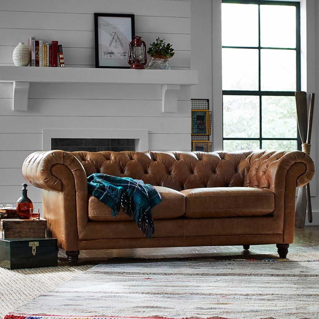 classic-chesterfield-sofa-with-tufted-leather-upholstery-and-oversized-rolled-arms