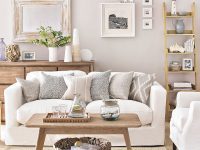 Coastal Living Sofas White : The Lucky Design – Look Fresh with Inspirational Coastal Living Room Furniture