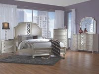 "Colleen 5-Piece King Bedroom Set With 32"" Led-Tv within Bedroom Set Queen"