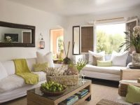 Cool Coastal Living Room Design Beauty Home Design pertaining to Coastal Living Room Ideas