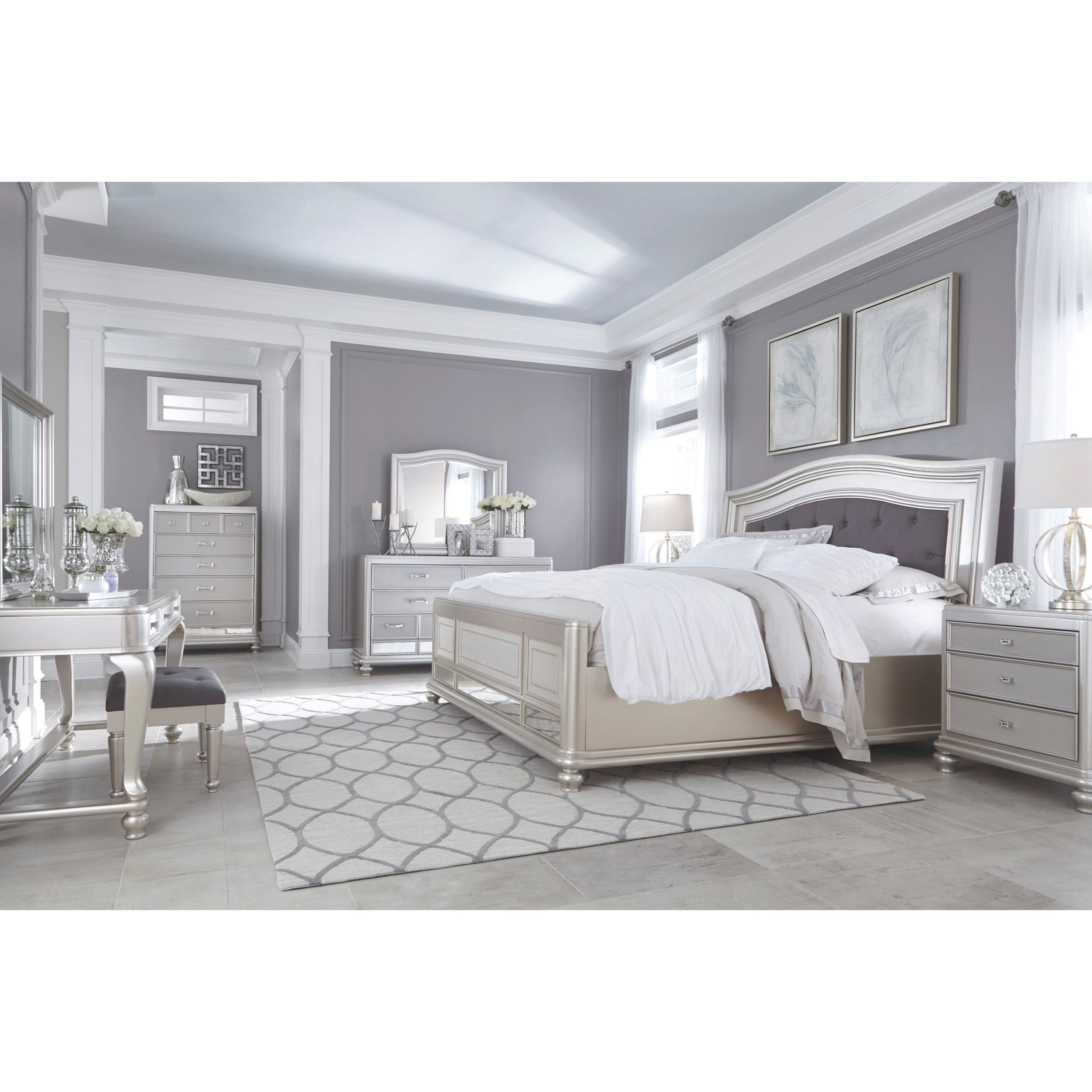 Coralayne King Bedroom Groupsignature Designashley for Bedroom Set Ideas
