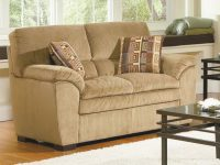 Corduroy Fabric Casual Living Room 502421 Camel with regard to Casual Living Room Furniture