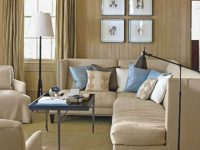 Cottage Living Room With L Shaped Sofa – Creating A Lovely with regard to Cottage Living Room Furniture