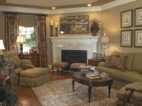 Country Decorating Ideas For Living Rooms 1000 Ideas About throughout Country Living Room Decorating Ideas