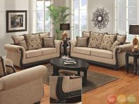 Delray Traditional Sofa Loveseat & Chair 3Pc Living Room Furniture Set Chenille in New Traditional Living Room Furniture