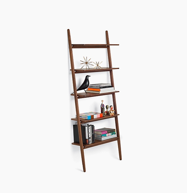 designer-mid-century-modern-ladder-shelf-for-scandinavian-or-contemporary-interiors