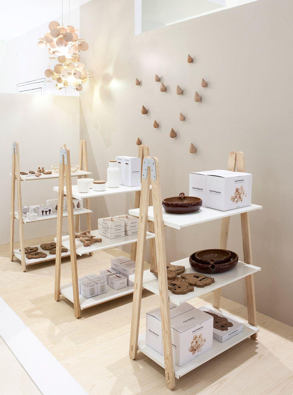 designer-scandinavian-a-frame-ladder-shelf-for-home-or-retail