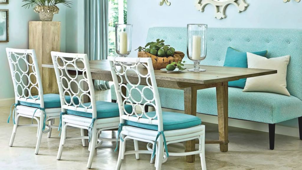 Dining Room Seating Ideas | Seaside Design | Coastal Living with Coastal Living Room Ideas