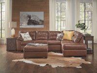 Draper Brown 2 Piece Sectional inside Inspirational Badcock Furniture Living Room Sets