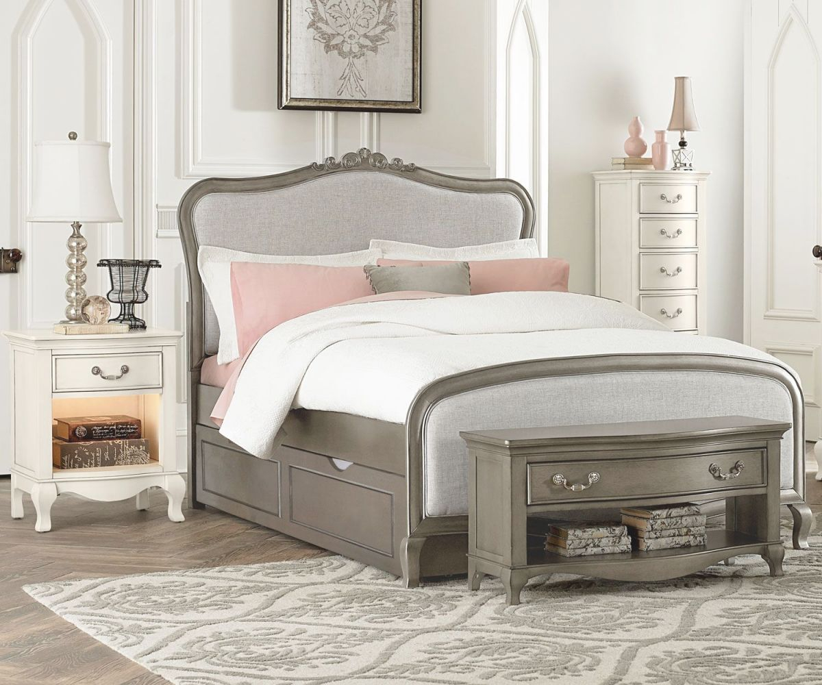 Ekids Rooms In 2019 | Aniyah-Furniture I Would Luv For You pertaining to Full Size Bed With Trundle Bedroom Set