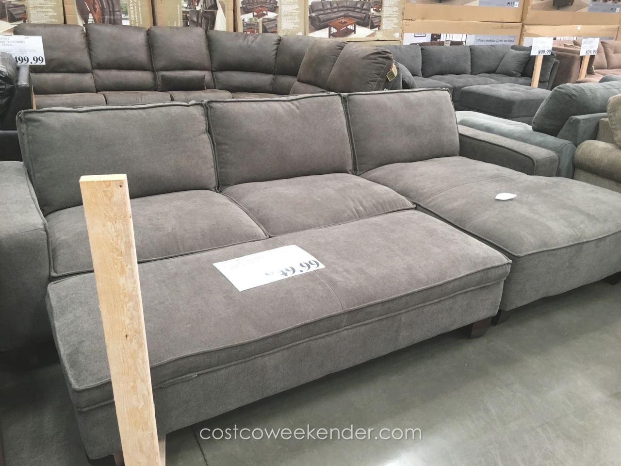 Engaging Sofa Bed Costco Reddit Full Scenic Feather Leather Intended For Lovely Costco Living Room Furniture Awesome Decors