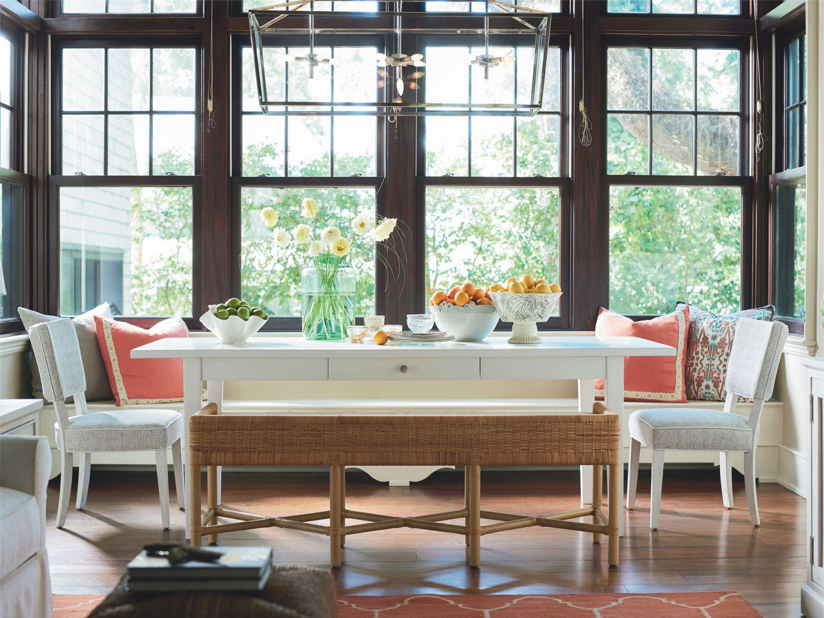 Escape Coastal Living Home Collection Cottage Dining Table
