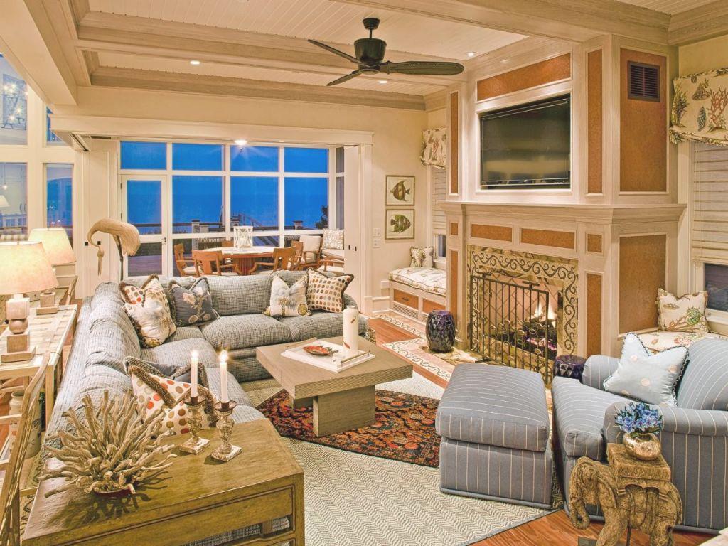 Extraordinary Coastal Living Rooms That Breaks The Monotony throughout Coastal Living Room Ideas