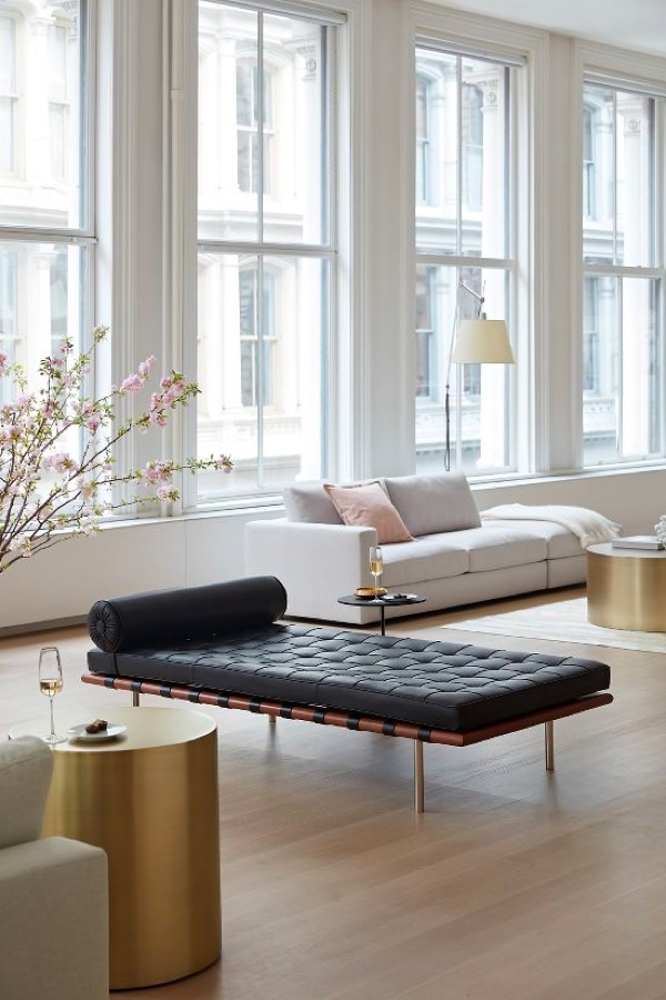 famous-industrial-style-leather-chaise-with-hand-tufted-leather-and-bolster-pillow-by-mies-van-der-rohe