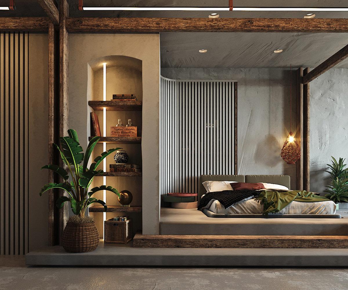 floor-bed-design