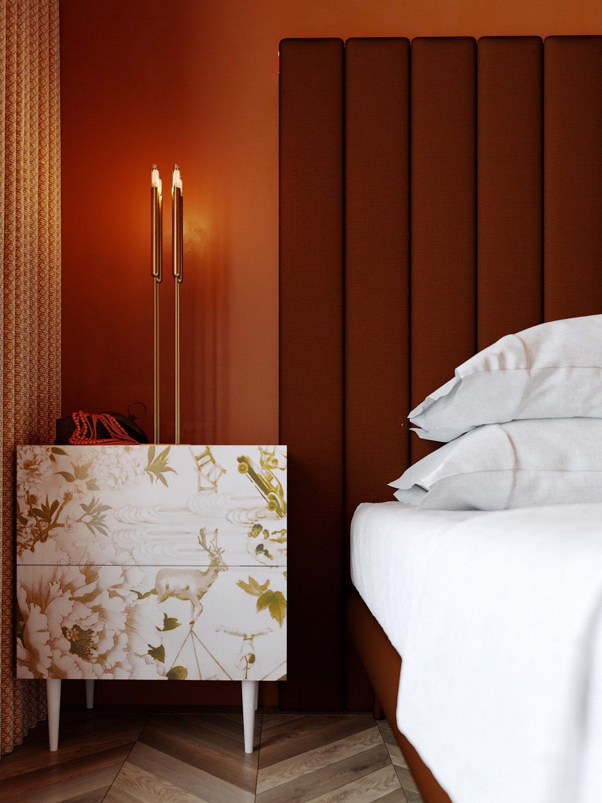 floral-bedside-cabinet
