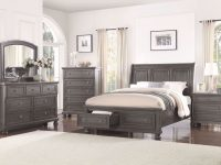 Franklin Grey Bedroom Set inside Awesome Bedroom Set Grey