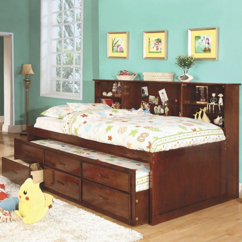 Full Size Murphy Bed Archives — Kskradio Beds within Full Size Bed With Trundle Bedroom Set