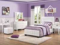 Outstanding Awesome Kids Bedroom Furniture Sets For Girls Within