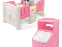 Girl's Loft & Storage Bedroom Set regarding Bedroom Set Girl