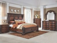 Grand Estate 5 Piece Queen Bedroom Set intended for Badcock Furniture Living Room Sets