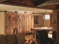 Great Of Rustic Basement Bar Ideas Living Room Pic for Awesome Bar Ideas For Living Room