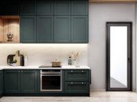 green-and-white-kitchen
