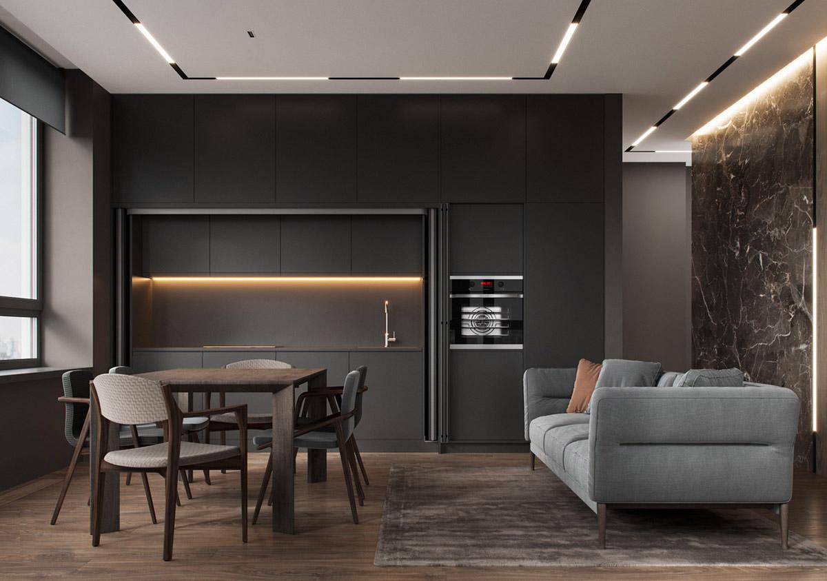 grey-dining-kitchen