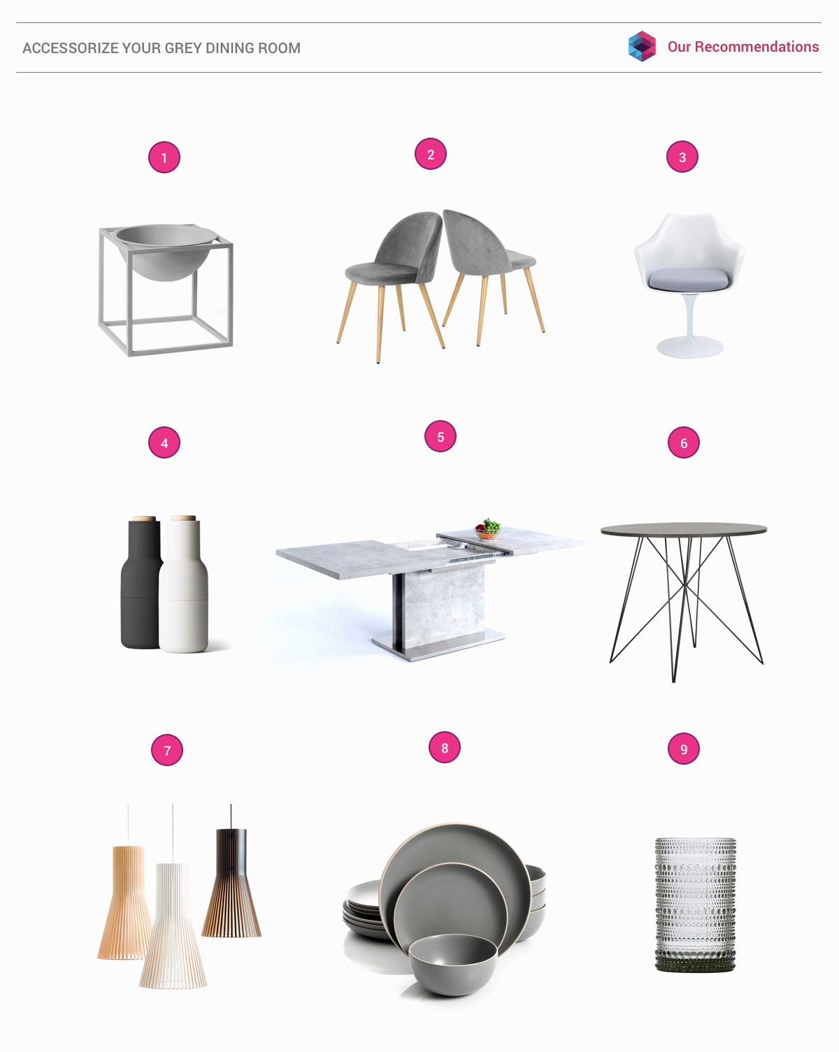 grey-dining-room-furniture-accessories
