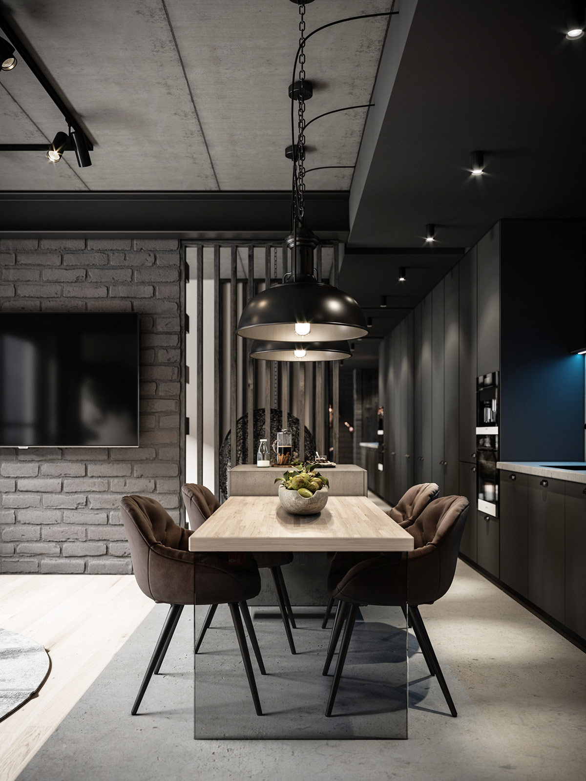 grey-dining-room-ideas