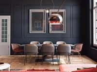grey-fabric-dining-chairs