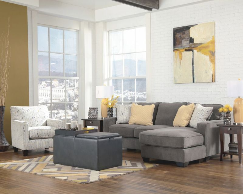 Grey Sectional With Accent Chair Home In 2019 Living In Lovely Grey Sectional Living Room Ideas Awesome Decors