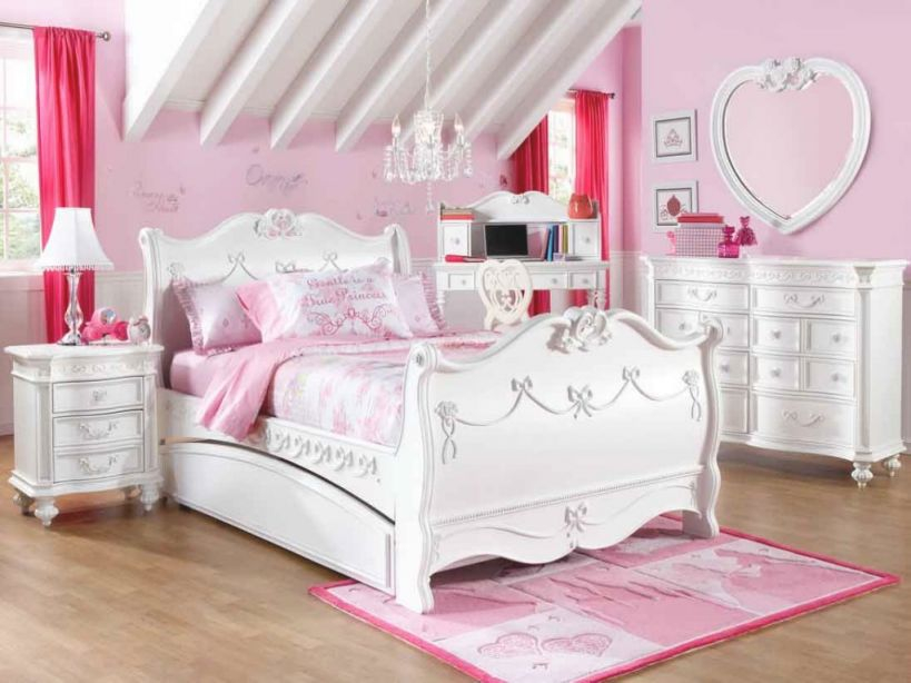 Guide To Choosing Little Girls Bedroom Furniture With Regard To Lovely Bedroom Set Girl Awesome Decors,Home Is Where The Heart Is Clipart