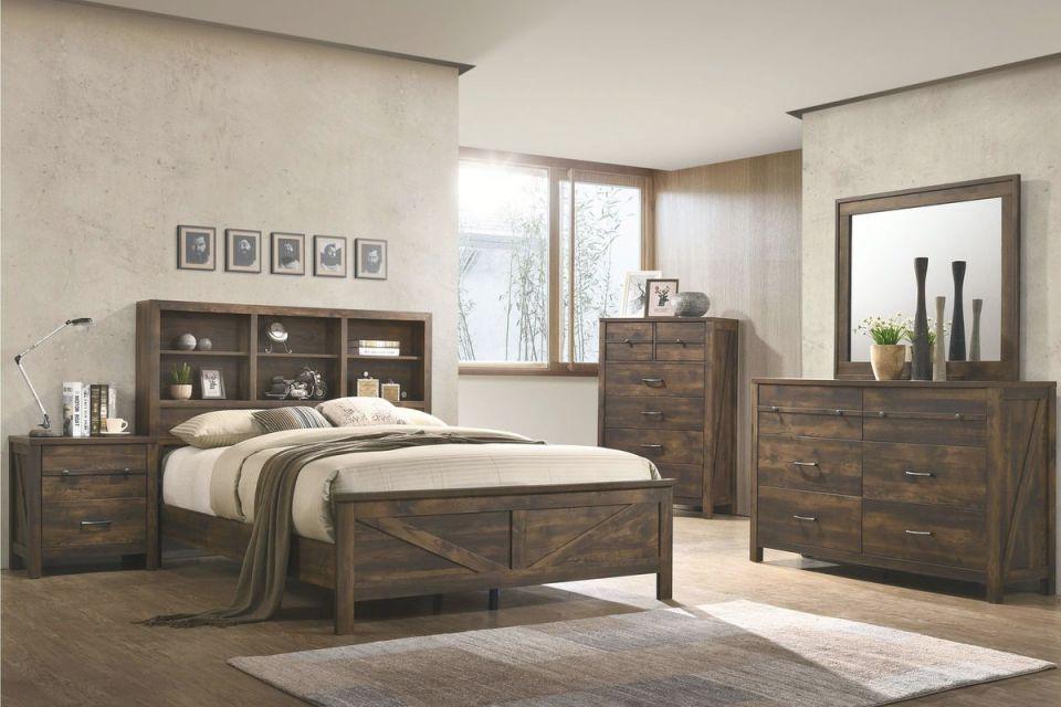 Hayfield 5-Piece Queen Bedroom Set pertaining to Bedroom Set Queen