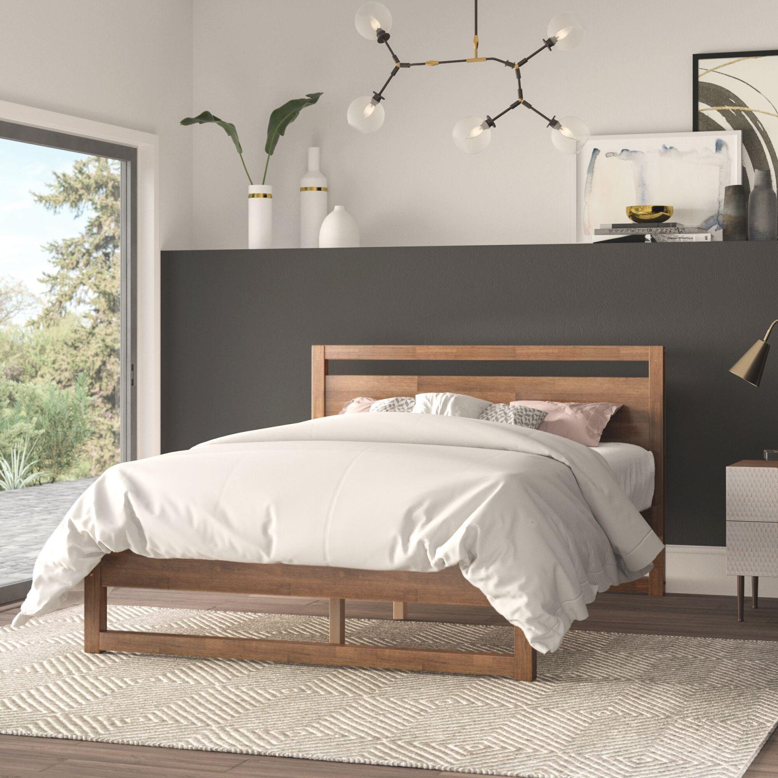 Hervorragend Mid Century Modern Platform Bedroom Set King within Fresh Bedroom Set Ideas