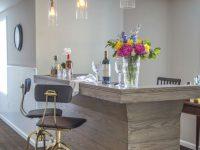 Home Bar Ideas: 6 Steps To An Elegant Basement Bar | Home within Living Room Bar Ideas