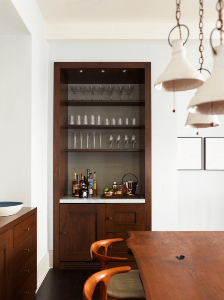 Home Bar Ideas - Freshome intended for Awesome Bar Ideas For Living Room
