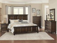 Homelegance Birman Panel Bedroom Set – Dark Espresso inside Bedroom Set Dark Wood