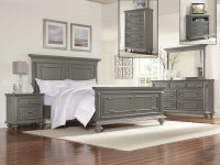 Homelegance Marceline Bedroom Set – Grey for Bedroom Set Grey