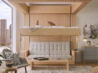 Incredible Space Saving Furniture – Murphy Bed Ideas with Elegant Space Saving Living Room Furniture