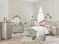 Jessica – Silver Bedroom Set | Bedroom Furniture In 2019 in Bedroom Set For Girl