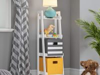 kids-room-ladder-shelf-white-non-tip-design