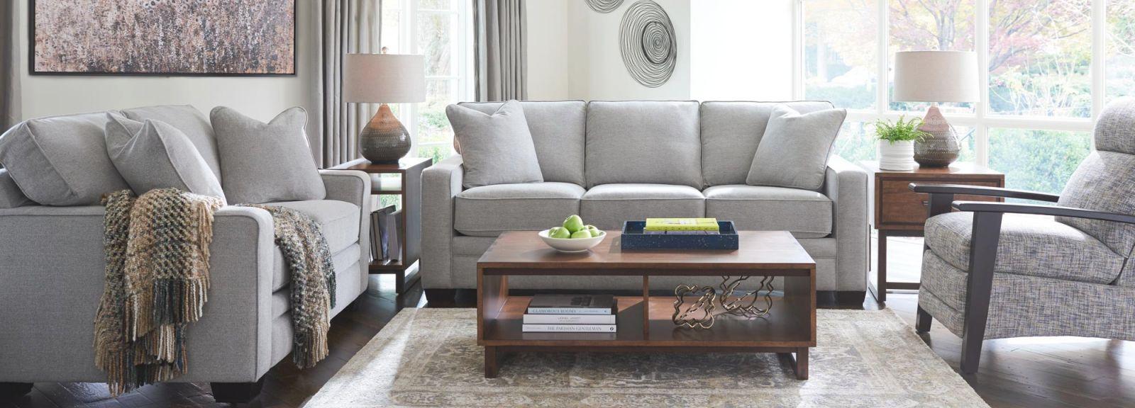 La-Z-Boy Living Room Furniture   Knight Furniture pertaining to Lazy Boy Living Room Furniture