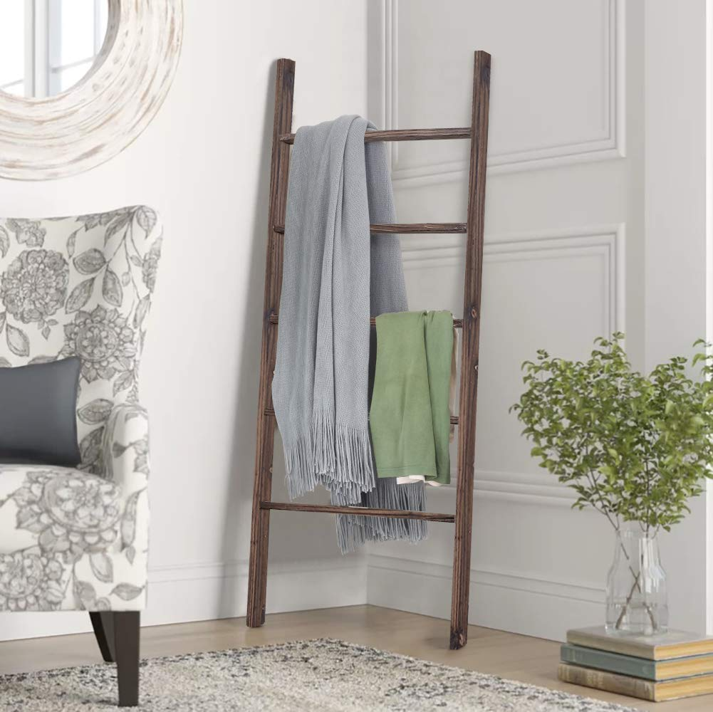 ladder-rack-design-for-quilt-display-or-towels-for-bedroom-bathroom