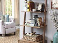ladder-shelf-with-large-bottom-filing-cabinet-for-living-room-or-home-office-storage