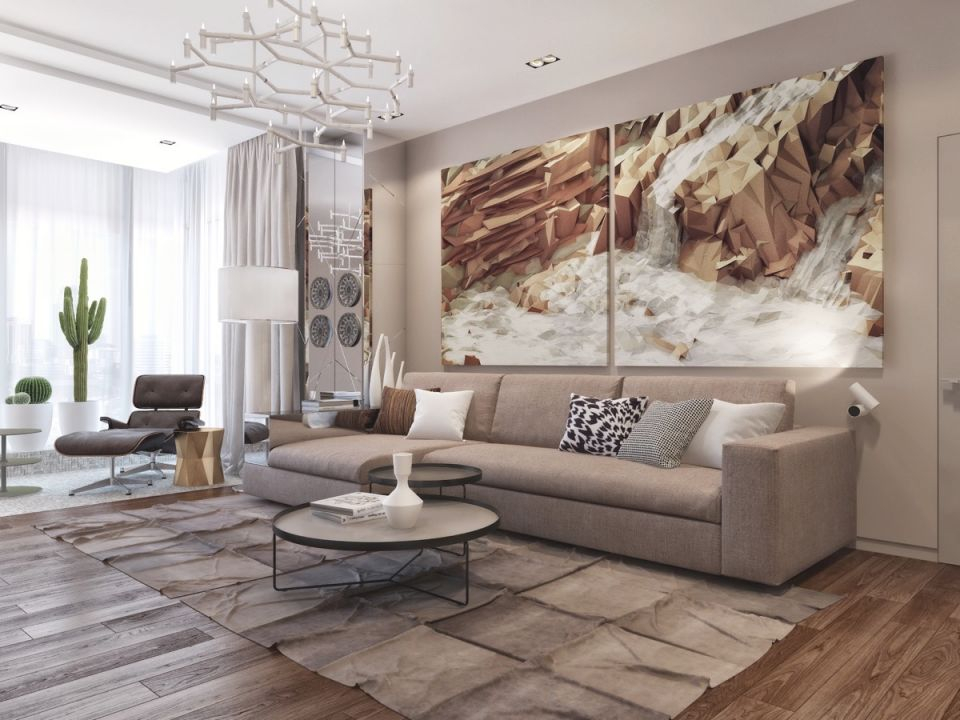 Large Wall Art Decor For Living Room Ideas Very Rustic with regard to Large Wall Decor Ideas For Living Room