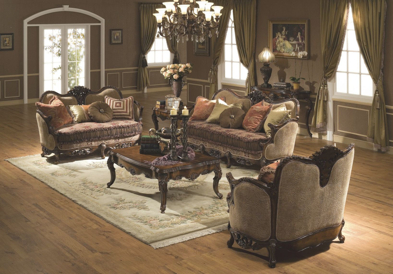 Living Room Furniture | Living Room Sets | Sofas | Couches regarding Traditional Living Room Furniture