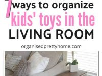 Living Room Toy Storage Ideas | Organized Lifestyle | Living with regard to Living Room Toy Storage Ideas